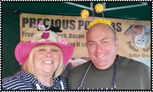 easter hats - precious porkers west malling